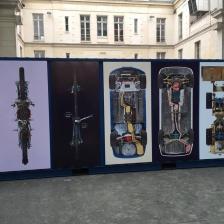 Участие на Ясена Попова във фестивала Circulation в Париж